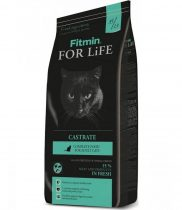 Fitmin cat For Life Castrate 1,8кг.